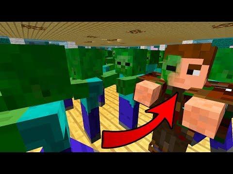 Я Зомби, Зомби, Зомби! День 108. Зомби Апокалипсис в Майнкрафт.