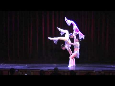 Chinese Acrobats - Act 1
