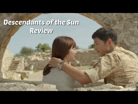 descendants-of-the-sun-korean-drama-review