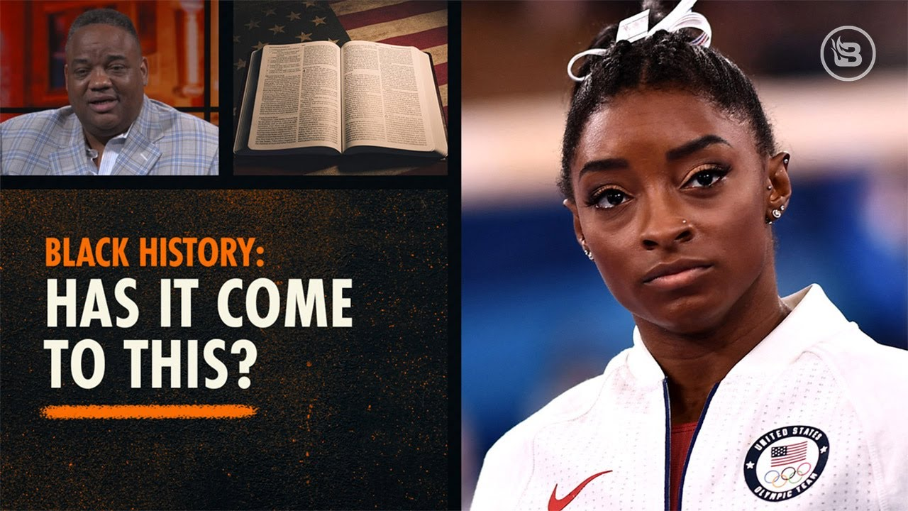 Simone Biles Shows How the Left Has Broken Black History | Fearless with Jason Whitlock