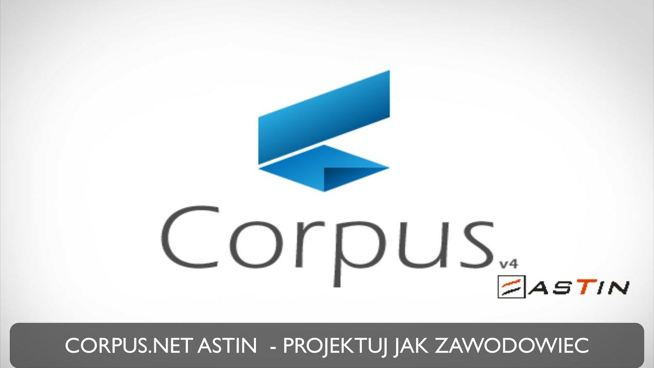 Corpus.Net - Projektowanie szaf ASTIN