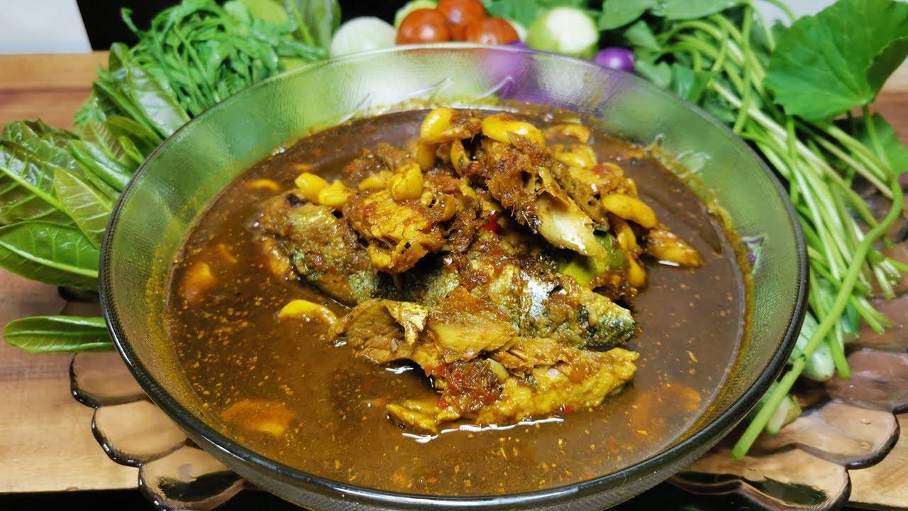 แกงไตปลาสูตรเข้มข้น เผ็ดร้อนแบบปักษ์ใต้แท้ๆ เคล็ดลับแกงไม่ให้มีกลิ่นคาว Asia Food Secrets