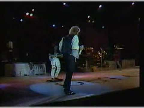 ROD STEWART - LIVE IN CHILE 1989 - LOST IN...
