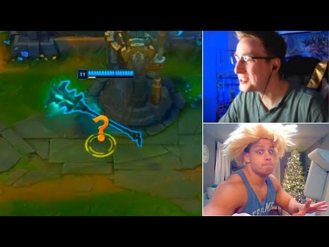 Jankos Witnesses Riot's Secret Champion | TF Blade Announces LCS | Tyler1 | LoL Moments