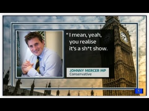 """Tory MP calls May's govt a """"shitshow"""""""
