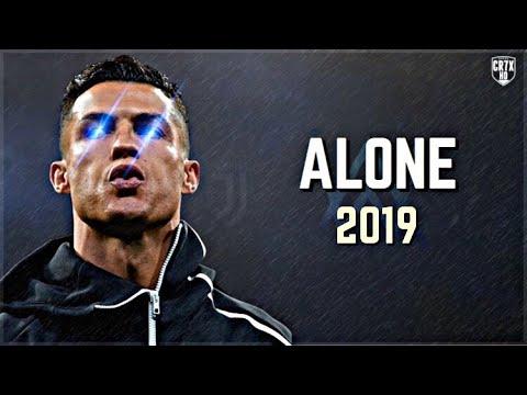 Cristiano Ronaldo • Alone - Alan Walker 2019 | Skills & Goals | HD