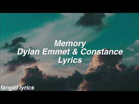 Memory || Dylan Emmet & Constance Lyrics