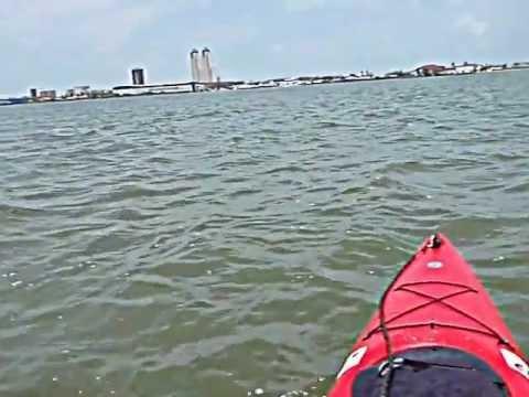South padre island kayak fishing youtube for South padre island fishing report