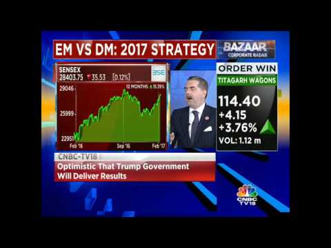 Optimistic That Trump Government Will Deliver Results: Bank Julius Baer & Co