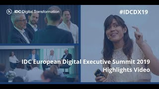 IDC Digital Summit Munich 2019