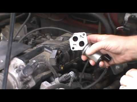 1999 Ford Ranger Idle Air Control Replacement