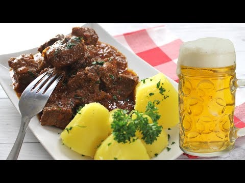 German Brewery Goulash