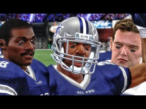 APF 2K17 ROSTER w/DAK, ZEKE, DEZ & MORE! All Pro Football 2K8 Gameplay Ep. 1