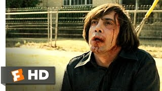 No Country for Old Men (10/11) Movie CLIP - Chigurh's Car Accident (2007) HD