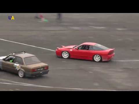 Speed and Adrenaline: Ukraine's Drifters Compete to Win in Kyiv Competition