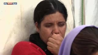 مئات الإيزيديات تعرضن للإغتصاب