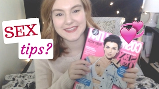 Reading Cosmo Valentine's Tips | What's My Body Doing