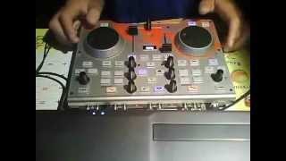 Electro House MIX by Przemo/Virtual DJ + Hercules MK4 07.2012