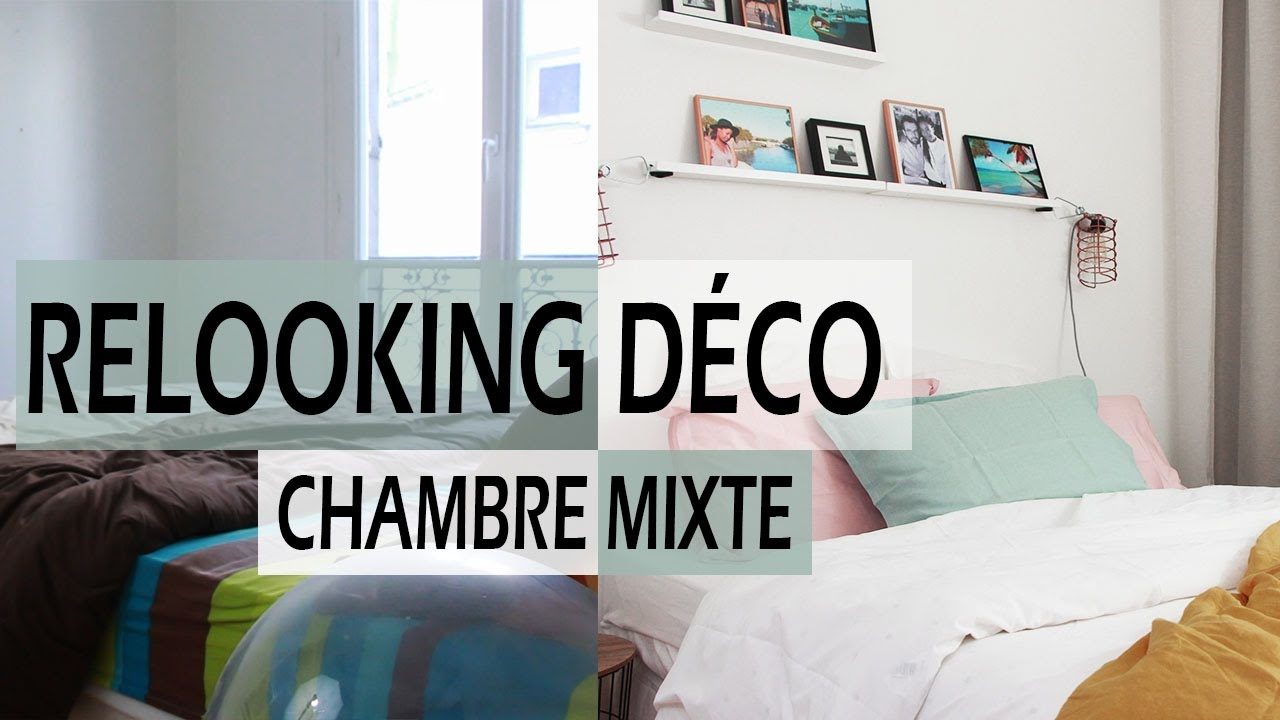 Relooking d co comment d corer sa chambre en couple youtube for Decorer sa chambre ado