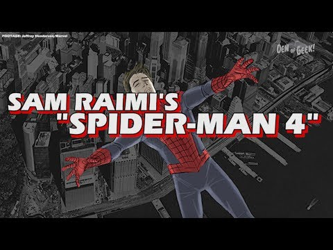 "Forgotten Films - Sam Raimi's ""Spider-Man 4"""