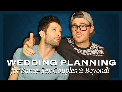 A Same-Sex Couple's Guide To Wedding Planning