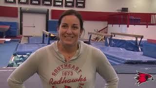 SEMO Gymnastics | Practice Update with Head Coach Ashley Lawson