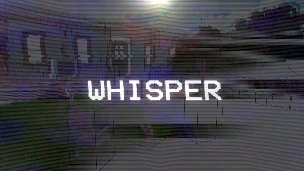 whisper deutsch