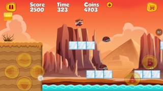 sBoy  Super Smash World Adventure  Level 53  Super Mario like game
