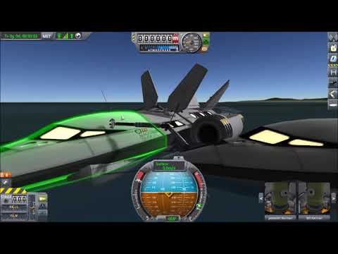 KSP Base Series Episode 1   The Great Crew Transfer