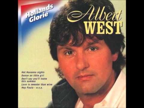Albert West  If I Didnt Have A Dime