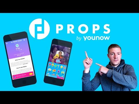 Inside YouNow's PROPS - A Crypto Powered Video Platform with 40 Million Users