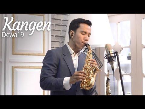 Kangen (dewa 19) - baby saxophone cover by Desmond Amos