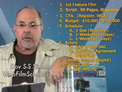 3-Minute Film School (Web Film School #4)