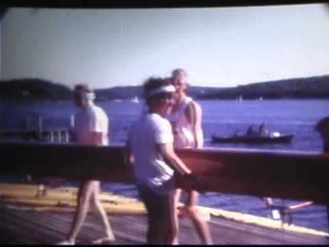 Rude & Smooth Harvard Crew Red Top 1971