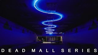 NEON DREAMS : SURREAL NIGHT TOUR OF AN ABANDONED MALL w/POWER (VAPORWAVE)