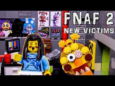 Lego FNAF 2 (Five Nights at Freddy's): New Victims thumbnail