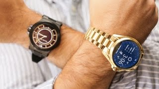 5 Best Smart Watches you can buy on Amazon 2017!