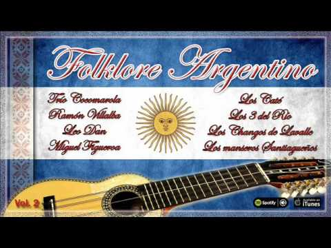 Enganchado de Folklore Argentino para bailar Vol.2 - Zambas y chacareras - 100% Folklore Argentino
