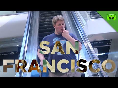 Schnaufen in San Francisco