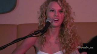 Taylor Swift - Picture To Burn (ACOUSTIC LIVE!)
