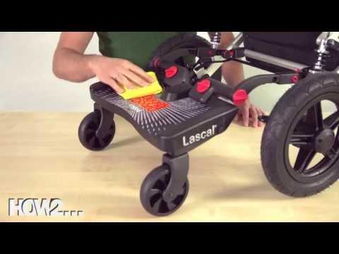 Lascal Buggyboard Maxi product uitleg video