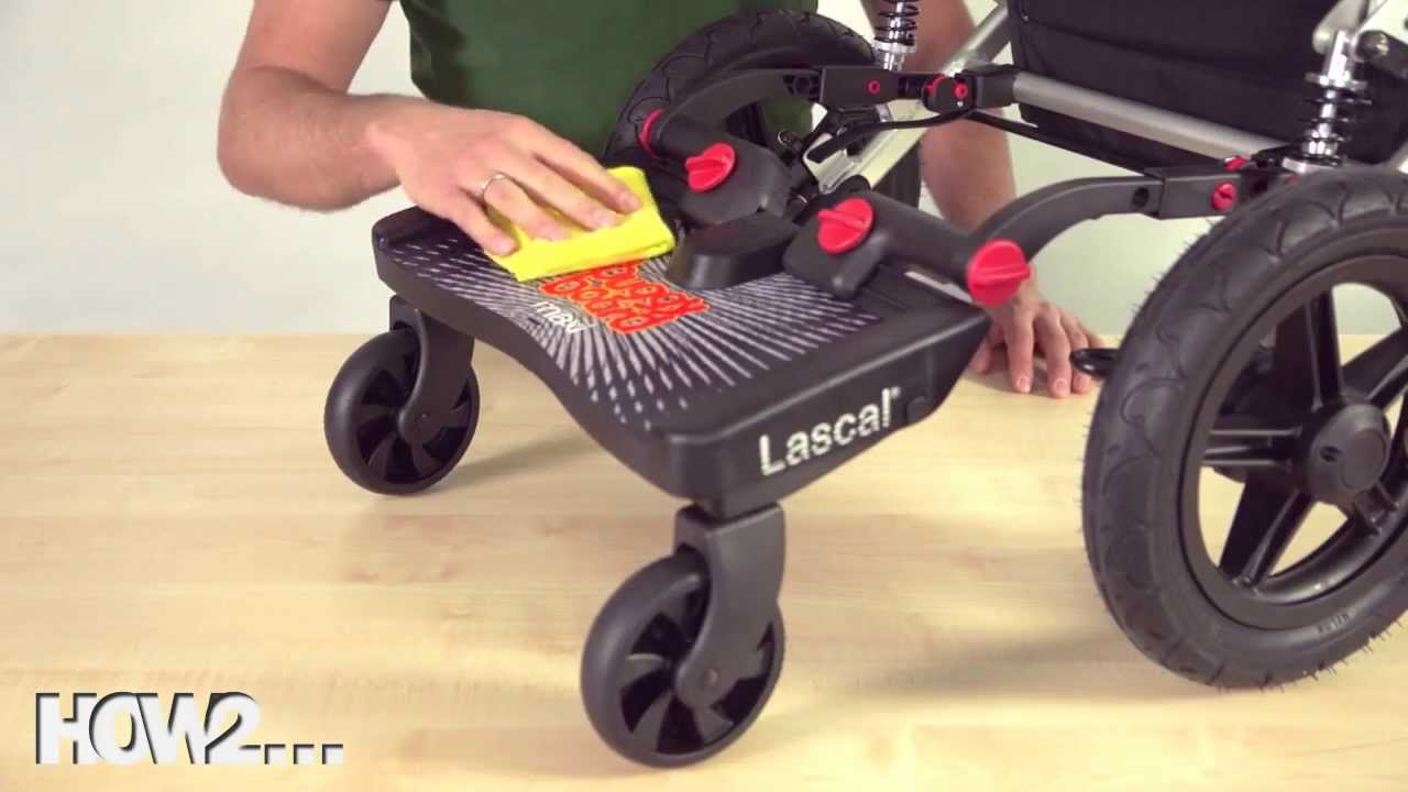 Mountain Buggy Kinderwagen Lascal Buggyboard Maxi Product Uitleg Video Youtube