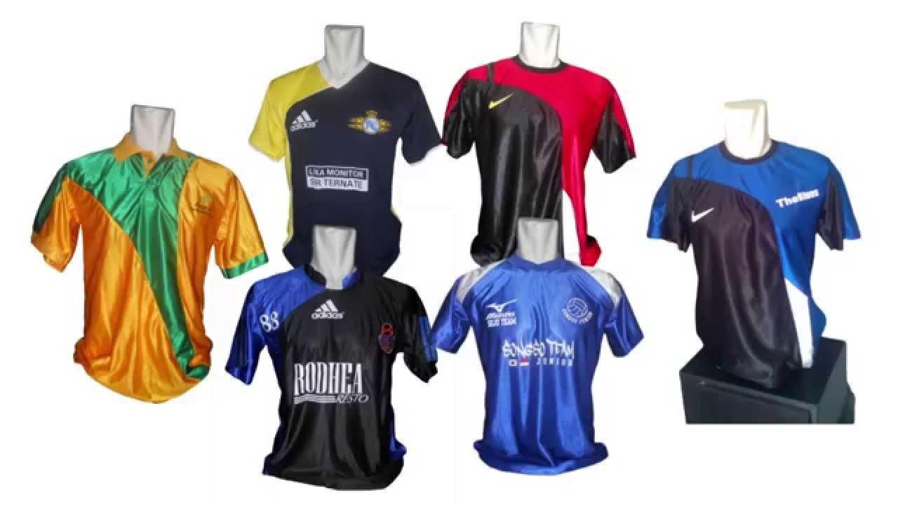 Konveksi Kaos Bola Buat Kaos Tim Sepakbola Dengan Desain Terserah