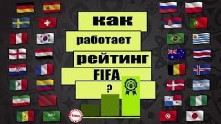 Рейтинг ФИФА Как это работает