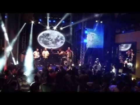 CHAMA CHUVA  - DVD ao vivo