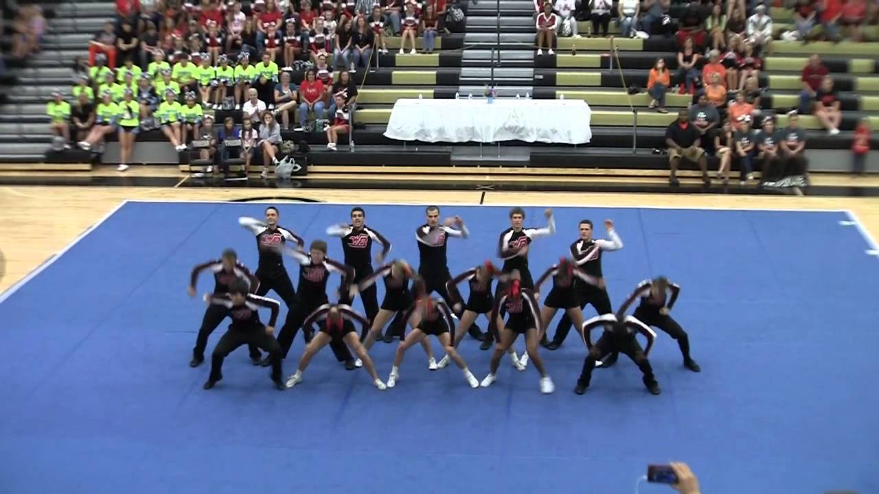 Winder Barrow High at 2011 Cheer Tiger Classic YouTube