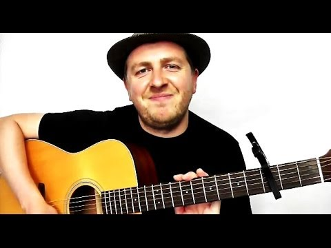 """How To Play """"Back For Good"""" by Take That On Guitar- Drue James"""