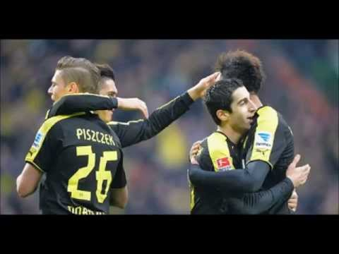 Дортмундская «Боруссия» на выезде разгромила «Баварию» в матче бундеслиги