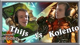 Thijs vs. Kolento: Lyra? More like Lyr-owned (Un