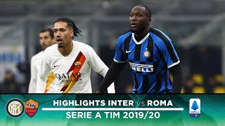 Inter 0 0 Roma | Highlights | Chances But No Goals At San Siro ⚫